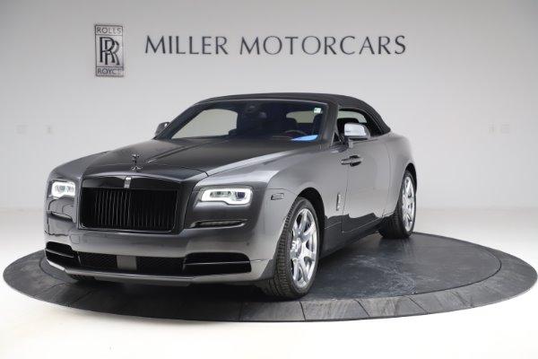 Used 2017 Rolls-Royce Dawn for sale $238,900 at Alfa Romeo of Westport in Westport CT 06880 13
