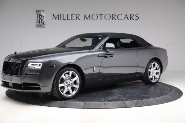 Used 2017 Rolls-Royce Dawn for sale $238,900 at Alfa Romeo of Westport in Westport CT 06880 14
