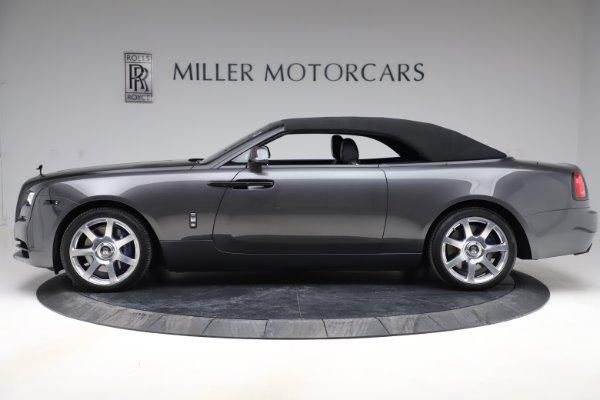 Used 2017 Rolls-Royce Dawn for sale $238,900 at Alfa Romeo of Westport in Westport CT 06880 15