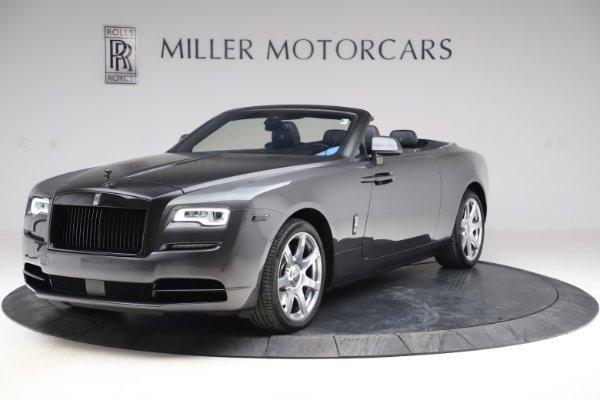Used 2017 Rolls-Royce Dawn for sale $238,900 at Alfa Romeo of Westport in Westport CT 06880 2
