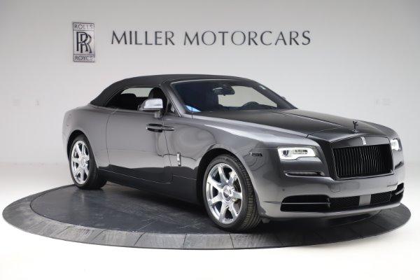 Used 2017 Rolls-Royce Dawn for sale $238,900 at Alfa Romeo of Westport in Westport CT 06880 21