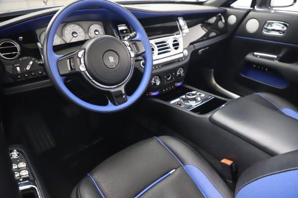 Used 2017 Rolls-Royce Dawn for sale $238,900 at Alfa Romeo of Westport in Westport CT 06880 22