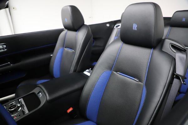 Used 2017 Rolls-Royce Dawn for sale $238,900 at Alfa Romeo of Westport in Westport CT 06880 24