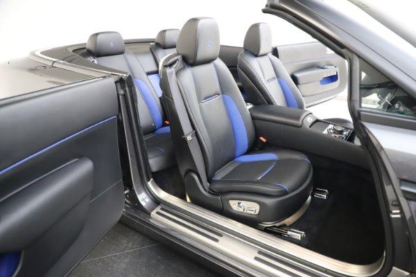 Used 2017 Rolls-Royce Dawn for sale $238,900 at Alfa Romeo of Westport in Westport CT 06880 25