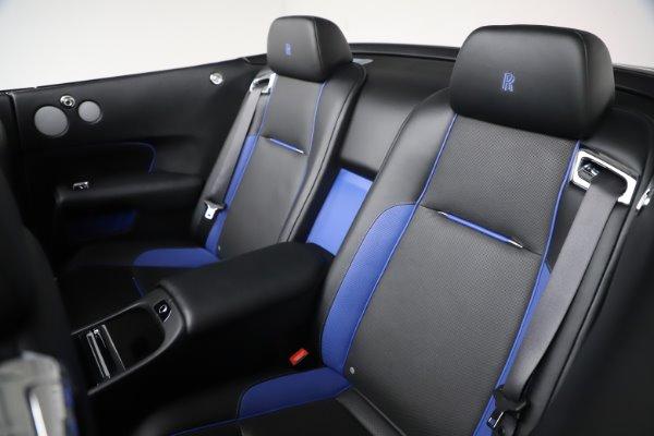 Used 2017 Rolls-Royce Dawn for sale $238,900 at Alfa Romeo of Westport in Westport CT 06880 27