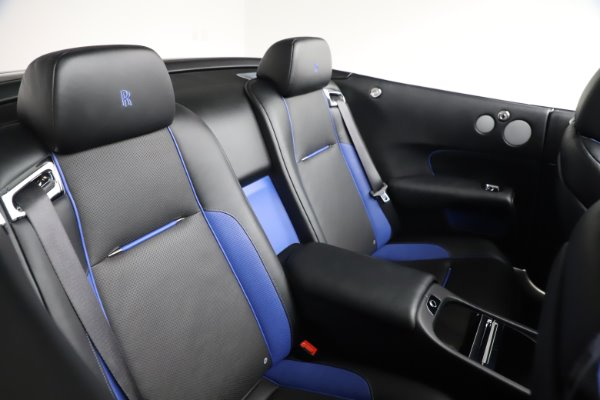 Used 2017 Rolls-Royce Dawn for sale $238,900 at Alfa Romeo of Westport in Westport CT 06880 28