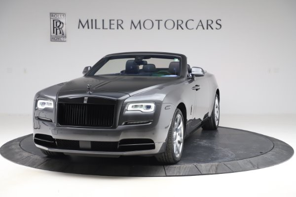Used 2017 Rolls-Royce Dawn for sale $238,900 at Alfa Romeo of Westport in Westport CT 06880 1
