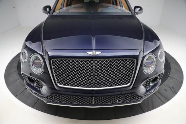 Used 2017 Bentley Bentayga W12 for sale $135,900 at Alfa Romeo of Westport in Westport CT 06880 12