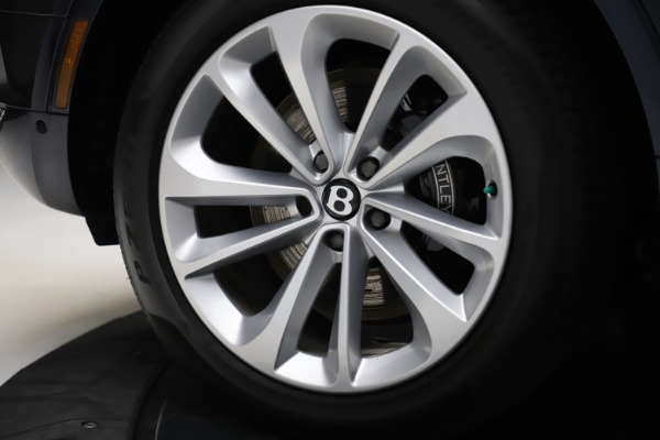Used 2017 Bentley Bentayga W12 for sale $135,900 at Alfa Romeo of Westport in Westport CT 06880 16