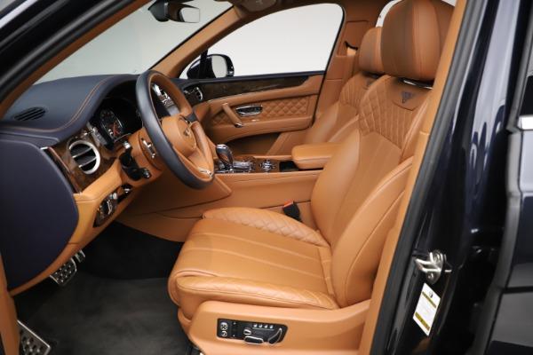 Used 2017 Bentley Bentayga W12 for sale $135,900 at Alfa Romeo of Westport in Westport CT 06880 19