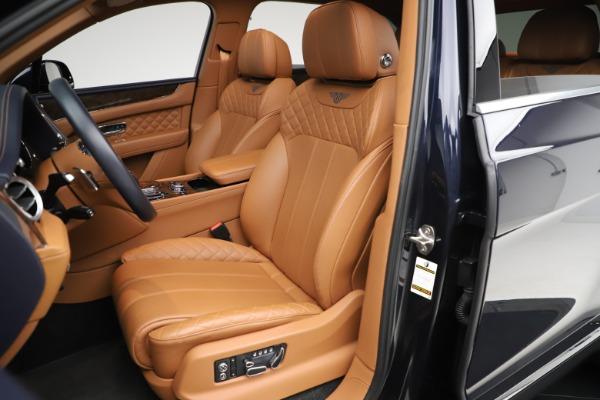 Used 2017 Bentley Bentayga W12 for sale $135,900 at Alfa Romeo of Westport in Westport CT 06880 20