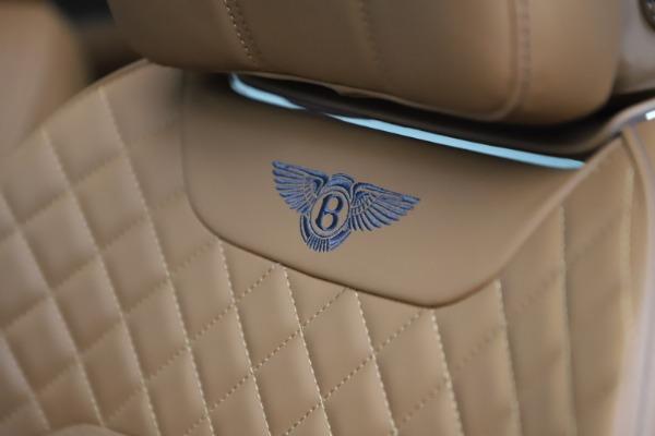 Used 2017 Bentley Bentayga W12 for sale $135,900 at Alfa Romeo of Westport in Westport CT 06880 21
