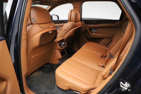 Used 2017 Bentley Bentayga W12 for sale $135,900 at Alfa Romeo of Westport in Westport CT 06880 22