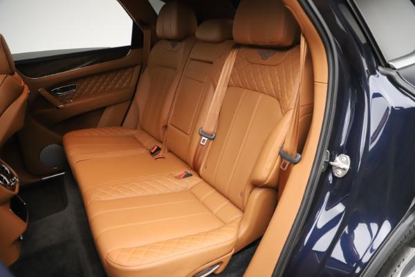 Used 2017 Bentley Bentayga W12 for sale $135,900 at Alfa Romeo of Westport in Westport CT 06880 23