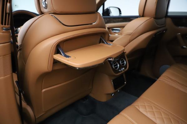 Used 2017 Bentley Bentayga W12 for sale $135,900 at Alfa Romeo of Westport in Westport CT 06880 24