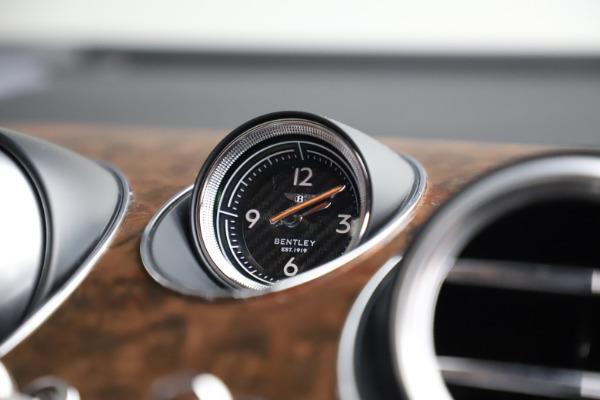 Used 2017 Bentley Bentayga W12 for sale $135,900 at Alfa Romeo of Westport in Westport CT 06880 25