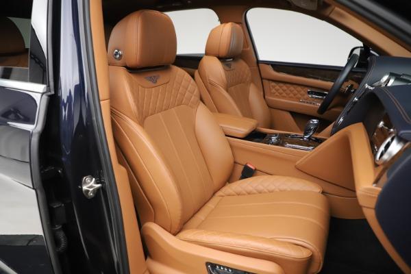 Used 2017 Bentley Bentayga W12 for sale $135,900 at Alfa Romeo of Westport in Westport CT 06880 28