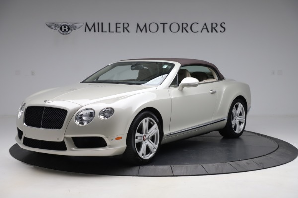 Used 2015 Bentley Continental GTC V8 for sale $114,900 at Alfa Romeo of Westport in Westport CT 06880 14