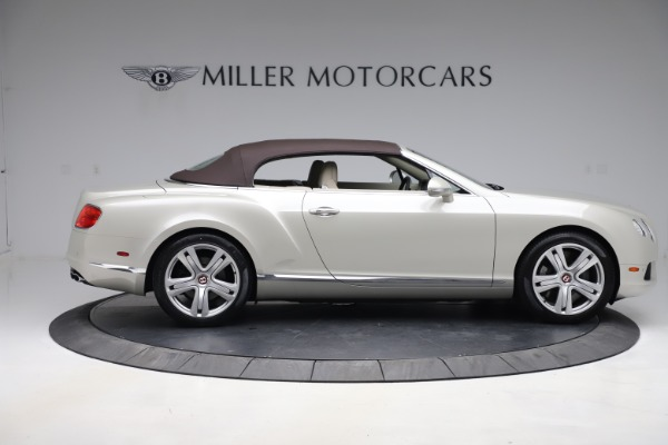 Used 2015 Bentley Continental GTC V8 for sale $114,900 at Alfa Romeo of Westport in Westport CT 06880 18