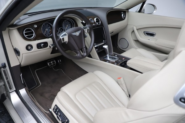 Used 2015 Bentley Continental GTC V8 for sale Sold at Alfa Romeo of Westport in Westport CT 06880 25