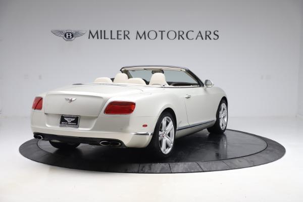 Used 2015 Bentley Continental GTC V8 for sale $114,900 at Alfa Romeo of Westport in Westport CT 06880 7