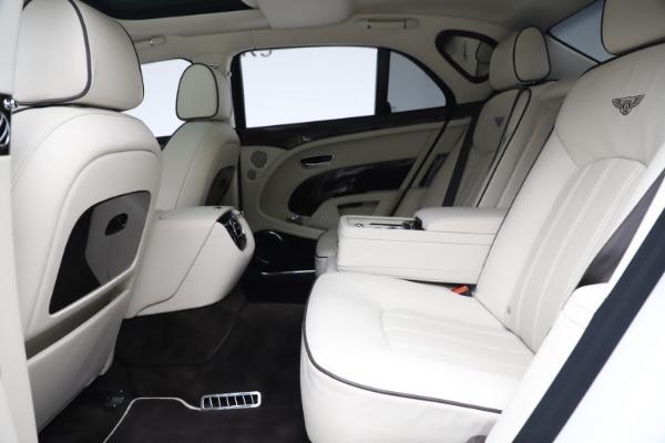 Used 2016 Bentley Mulsanne for sale $149,900 at Alfa Romeo of Westport in Westport CT 06880 22