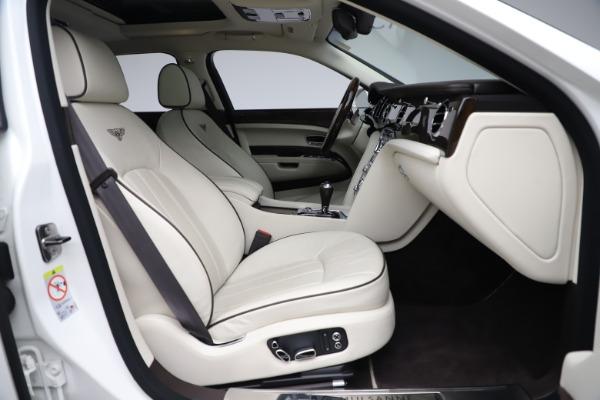 Used 2016 Bentley Mulsanne for sale $149,900 at Alfa Romeo of Westport in Westport CT 06880 27