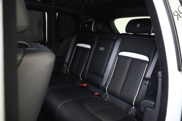 New 2020 Rolls-Royce Cullinan Black Badge for sale $451,625 at Alfa Romeo of Westport in Westport CT 06880 12