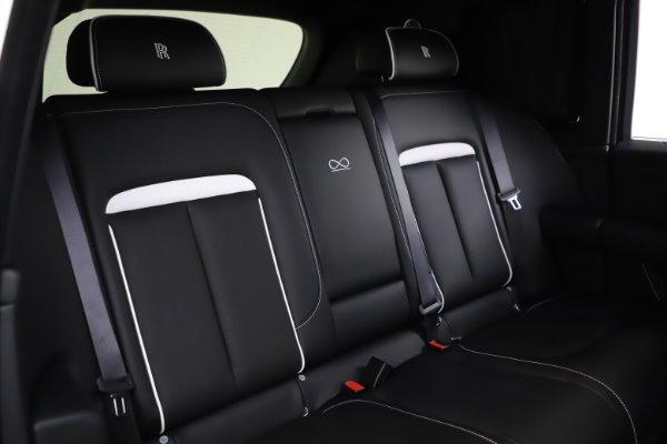 New 2020 Rolls-Royce Cullinan Black Badge for sale $451,625 at Alfa Romeo of Westport in Westport CT 06880 13