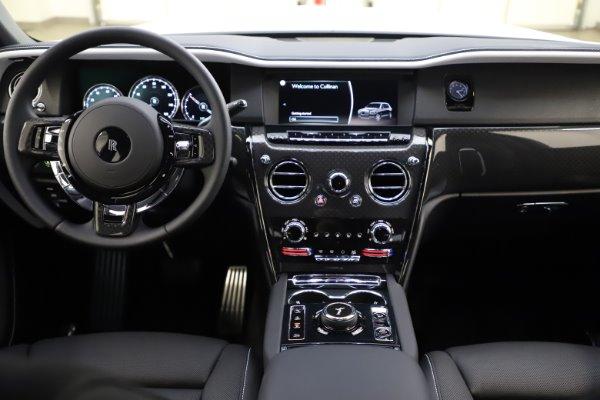 New 2020 Rolls-Royce Cullinan Black Badge for sale $451,625 at Alfa Romeo of Westport in Westport CT 06880 14
