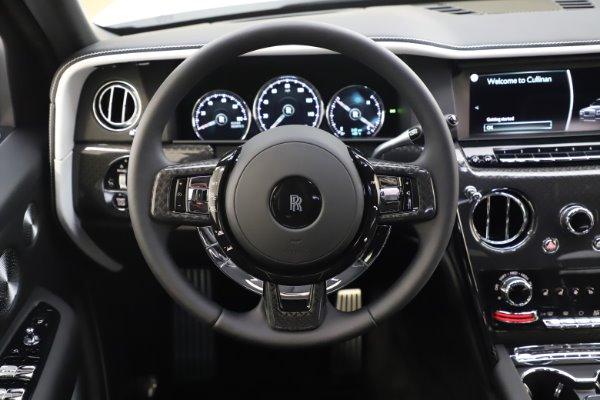 New 2020 Rolls-Royce Cullinan Black Badge for sale $451,625 at Alfa Romeo of Westport in Westport CT 06880 15