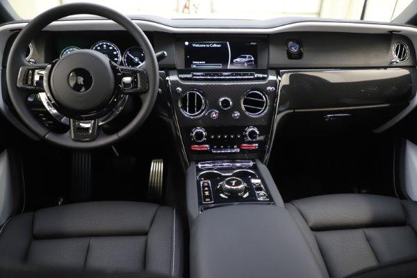 New 2020 Rolls-Royce Cullinan Black Badge for sale $451,625 at Alfa Romeo of Westport in Westport CT 06880 16