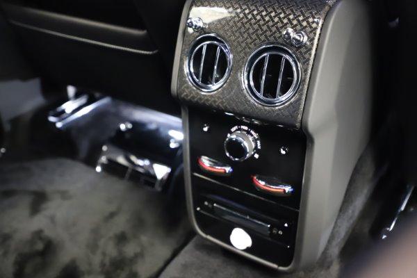 New 2020 Rolls-Royce Cullinan Black Badge for sale $451,625 at Alfa Romeo of Westport in Westport CT 06880 23