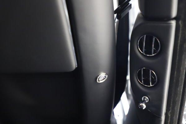 New 2020 Rolls-Royce Cullinan Black Badge for sale $451,625 at Alfa Romeo of Westport in Westport CT 06880 24