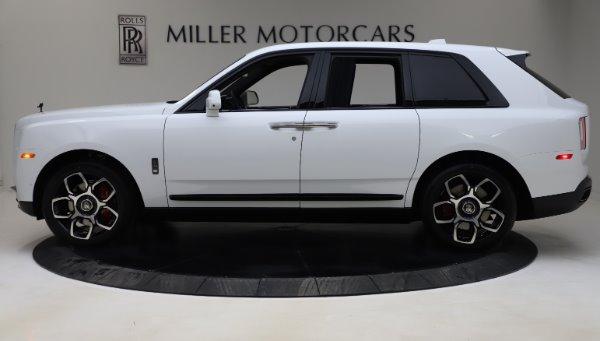 New 2020 Rolls-Royce Cullinan Black Badge for sale $451,625 at Alfa Romeo of Westport in Westport CT 06880 3