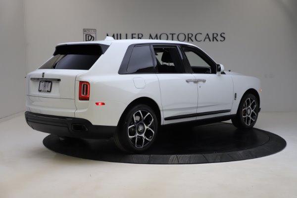 New 2020 Rolls-Royce Cullinan Black Badge for sale $451,625 at Alfa Romeo of Westport in Westport CT 06880 6