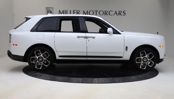 New 2020 Rolls-Royce Cullinan Black Badge for sale $451,625 at Alfa Romeo of Westport in Westport CT 06880 7