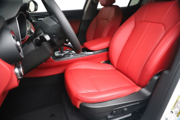 New 2020 Alfa Romeo Stelvio Sport Q4 for sale Call for price at Alfa Romeo of Westport in Westport CT 06880 15
