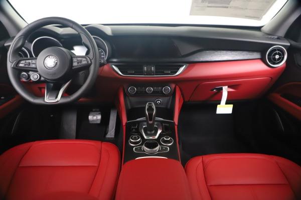 New 2020 Alfa Romeo Stelvio Sport Q4 for sale Call for price at Alfa Romeo of Westport in Westport CT 06880 16