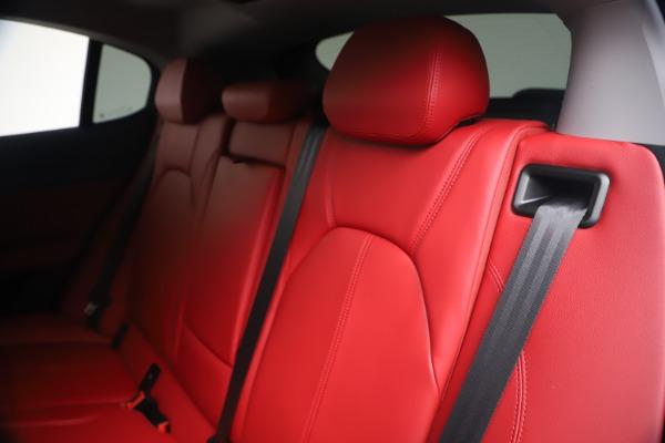 New 2020 Alfa Romeo Stelvio Sport Q4 for sale Call for price at Alfa Romeo of Westport in Westport CT 06880 18