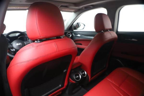 New 2020 Alfa Romeo Stelvio Sport Q4 for sale Call for price at Alfa Romeo of Westport in Westport CT 06880 20