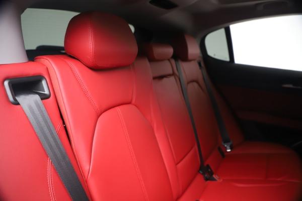 New 2020 Alfa Romeo Stelvio Sport Q4 for sale Call for price at Alfa Romeo of Westport in Westport CT 06880 26