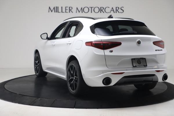 New 2020 Alfa Romeo Stelvio Sport Q4 for sale Call for price at Alfa Romeo of Westport in Westport CT 06880 5