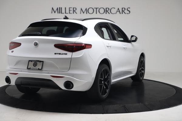 New 2020 Alfa Romeo Stelvio Sport Q4 for sale Call for price at Alfa Romeo of Westport in Westport CT 06880 7