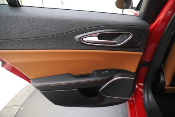 New 2020 Alfa Romeo Giulia Q4 for sale $45,740 at Alfa Romeo of Westport in Westport CT 06880 20
