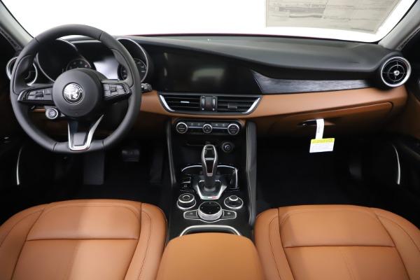 New 2020 Alfa Romeo Giulia Q4 for sale $45,740 at Alfa Romeo of Westport in Westport CT 06880 21