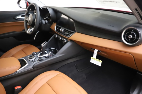New 2020 Alfa Romeo Giulia Q4 for sale $45,740 at Alfa Romeo of Westport in Westport CT 06880 22