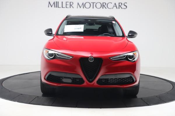 New 2020 Alfa Romeo Stelvio Q4 for sale $49,240 at Alfa Romeo of Westport in Westport CT 06880 12