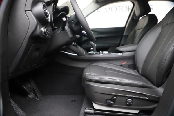 New 2020 Alfa Romeo Stelvio Q4 for sale $49,240 at Alfa Romeo of Westport in Westport CT 06880 14