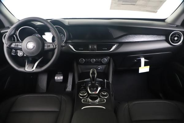 New 2020 Alfa Romeo Stelvio Q4 for sale $49,240 at Alfa Romeo of Westport in Westport CT 06880 16